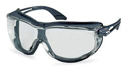 L'importanza in materia di occhiali di sicurezza.